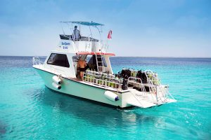 Divi Dive Dema Boat