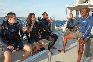 Dive Shop - Boat Trip 4