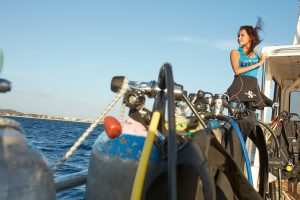 Dive Shop - Boat Trip