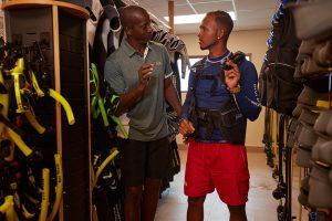 Dive Shop - Suiting Up 2