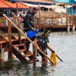 Bonaire_ScubaDiving_Diving_Boat_DiviDive_FlamingoBeach_From_Water_6
