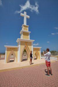 Bonaire Cross with View
