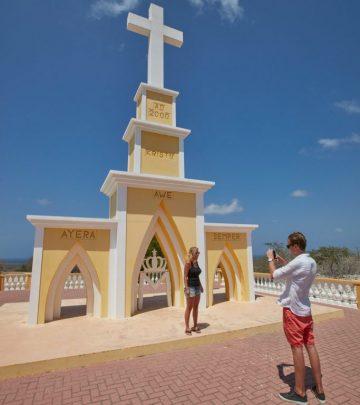 Bonaire_island_CrossWithView_9