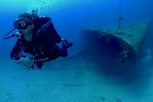 James Hilma Hooker Wreck Bonaire